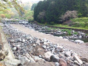 川俣川渓流釣場