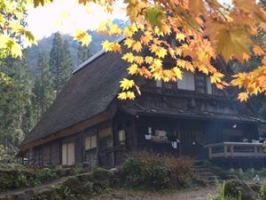 奥飛騨-家屋