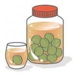 【果実酒の作り方】材料に氷砂糖を使う・使わない2つの方法と味評価