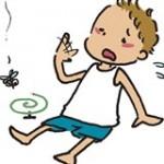 蚊やブヨなどの虫に刺されないための予防対策ランキング!