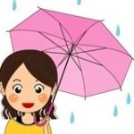折りたたみの日傘【晴雨兼用】寿命や価格をチェック!