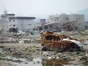 宮城県気仙沼の地震被害