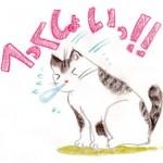 猫がくしゃみで鼻血| 食欲があるので腫瘍が原因ではない?