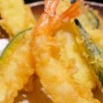 天ぷらの衣をサクサクするコツ・レシピ