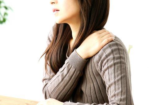肩こりの痛み