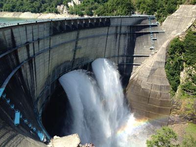 ダムと取水制限