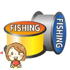 安い釣りのライン
