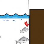 落とし込み釣り・ヘチ釣りの仕掛け|重要ポイントはリールの回転性能!