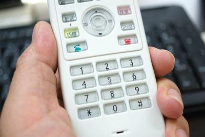 コードレス電話機