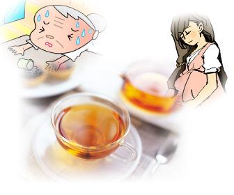 妊婦さんと高齢者