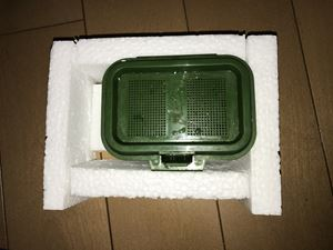 エサ箱の改造