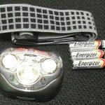 Energizer HDL250 ブラック