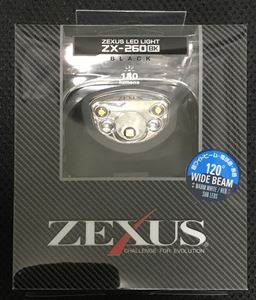 ゼクサス-zx-260