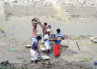 発展途上国での仕事