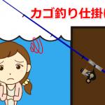 【入門】カゴ釣り仕掛けの基礎と必要な道具一式まとめ