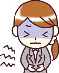 腹痛や下痢