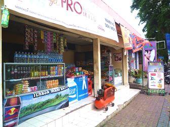 バリ島の商店