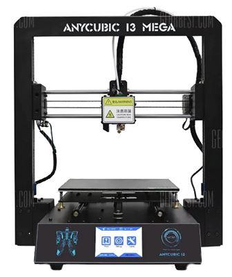 anycubic i3 mega 3Dプリンター