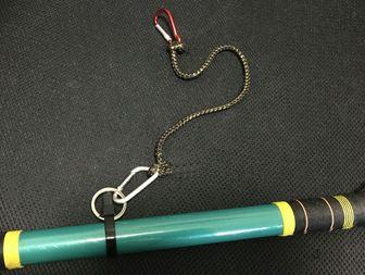 自作の尻手ベルトロープ その2