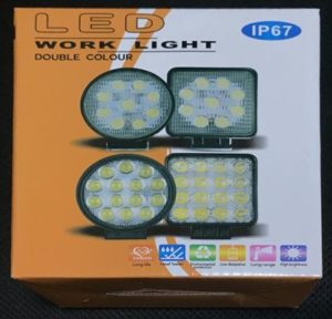 LED 27W 作業灯