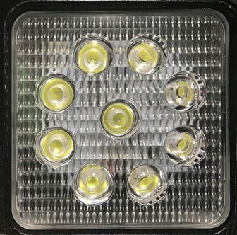 27w LEDワークライト