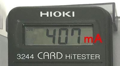 407mA
