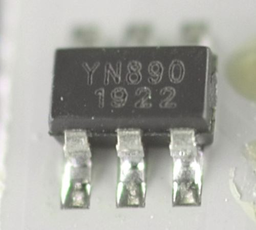 YN890 1922