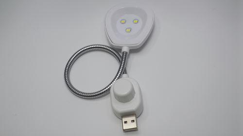 100均 USB調光ライト